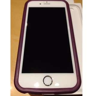 """🚚 【女用機】iPhone 6/4.7""""/16g/銀"""