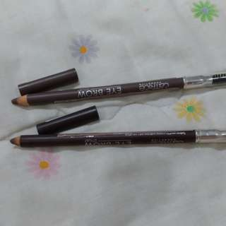 Catrice eyebrow pencil #040 #030