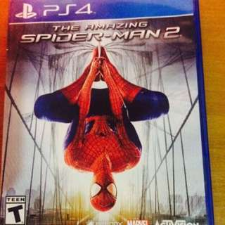 The Amazing Spider Man 2 PS4 Game