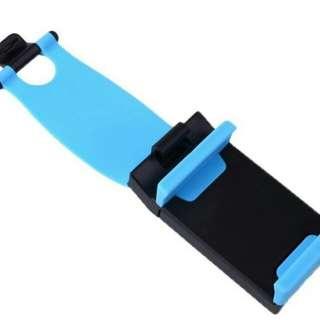 steering wheel cellphone holder