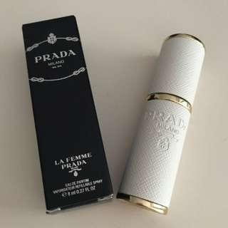 BNIB Prada La Femme Eau De Parfum Refillable Spray 8ml  - Limited Edition