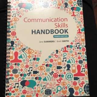 Communication skills handbook by Jane Summers and Brett Smith