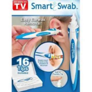 smart swab ear wax remover cleaner