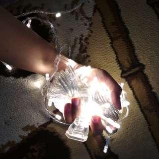Lampu tumblr/natal/led