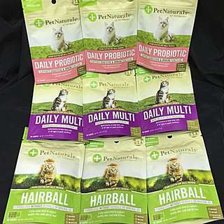 Pet Naturals Cat Treat