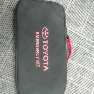Toyota Emergency Kit