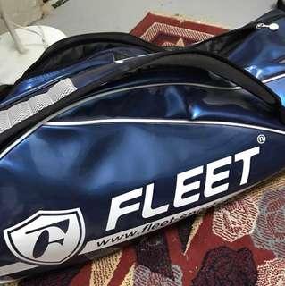 Fleet badminton beg