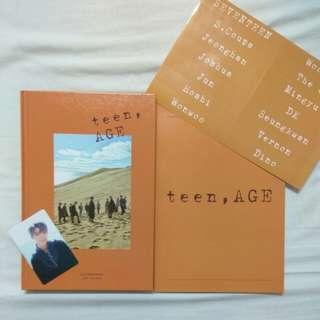 URGENR SALE Teen Age Orange Album