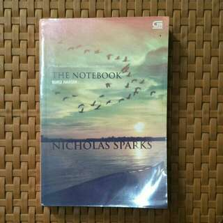 The Notebook - Nicholas Sparks
