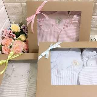 🚚 獨家-新生兒純棉彌月禮盒 滿月禮盒
