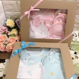 🚚 獨家-寶寶新生純棉彌月禮盒 滿月禮盒