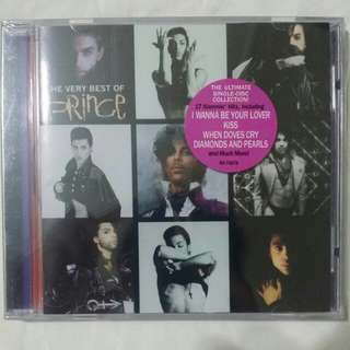 [Music Empire] Prince - The Very Best Of Prince CD Album