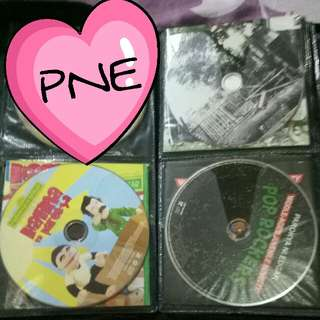 Parokya ni Edgar + NU Super size rock CDs