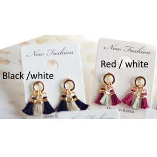 🎄XMAS SALE🎄 Korean Style Tassel Earrings