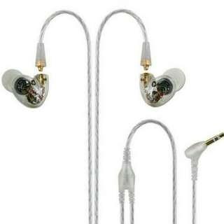 Tennmak Pro Clear Transparent Edition Earphones Earbuds