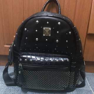 Authentic limited edition MCM backpack