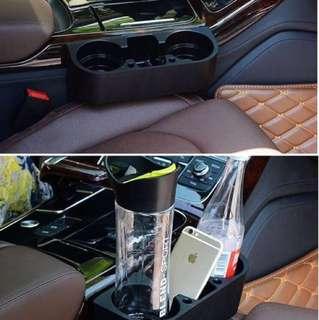 車縫置杯架 $120 尺寸:10x28x21cm