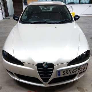 Alfa Romeo 147 2.0 Auto Selespeed