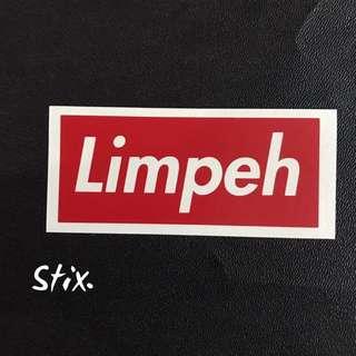 Custom Vinyl Cut Sticker