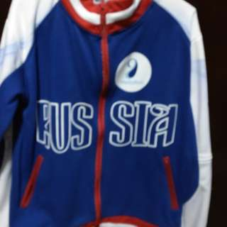 DEFECTED XS Yurio / Yuri Plisetsky Cosplay Jacket [BY PERRY IN DISGUISE]