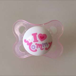 """I Love Mummy"" Pacifier"