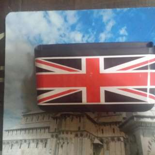 Union jack car Universal storage container