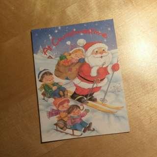 🚚 聖誕卡片