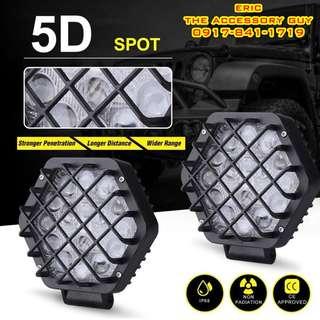 5D Fog lamps