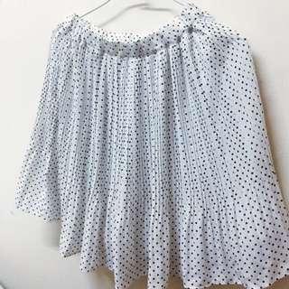 🚚 水玉點點清新感褲裙