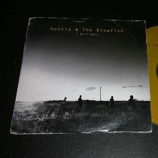 HOOTIE & THE BLOWFISH - I WILL WAIT SINGLES CD #semuaRM5