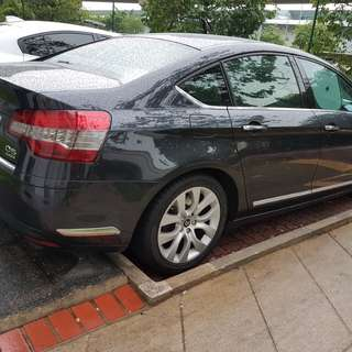 Citroen C5 EXCLUSIVE RARE CAR