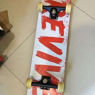 99% new Revive skateboard 滑板