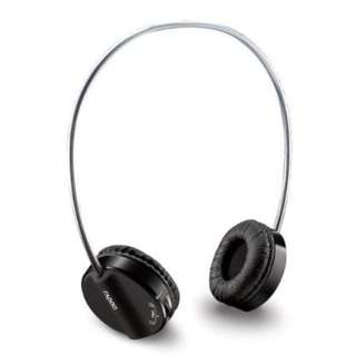 RAPOO | H6020-GN Bluetooth 4.1 Stereo Headset Wireless Headphone with hidden Microphone - 16 Hours Play Time