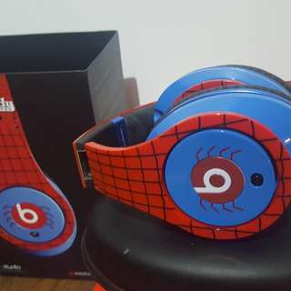 Beats by Dr. Dre (Spiderman) Studio
