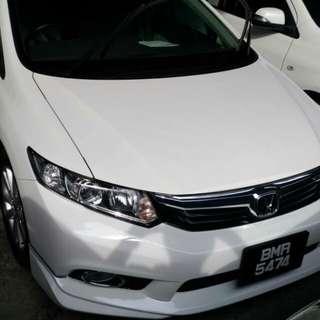 Honda Civic 1.8 (A) Mudulo Bodykit