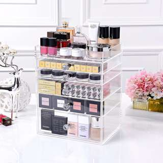 Free Shipping $115 Super Large Size Makeup Organiser