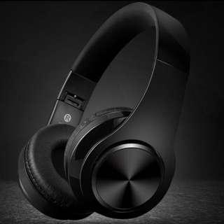 B3 Bluetooth Headset w/ FM, Micro-SD Slot 無線藍牙頭戴式耳機(內置FM, 插卡)