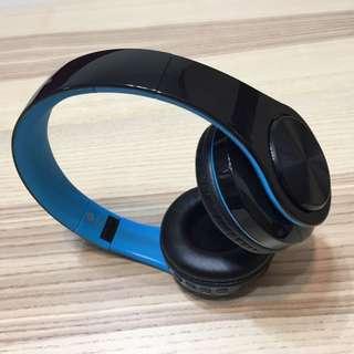 B3 Bluetooth Headphone w/ FM, Micro-SD Slot 無線藍牙耳機 頭戴式(內置FM, 插卡)