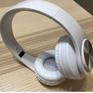 QILIAN B3 Bluetooth Headset w/ FM, Micro-SD Slot 奇聯無線藍牙頭戴式耳機(內置FM, 插卡) - 全黑/全白