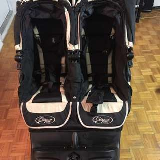 Two seat Stroller