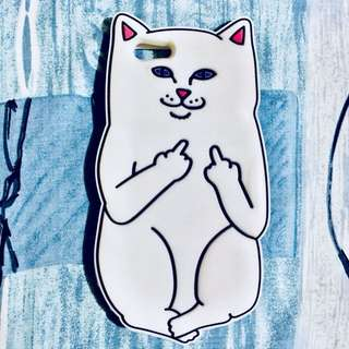 iPhone 6S+ Obscene Cat Phone Case