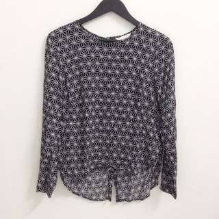 H&M Long Sleeve Top - Size Euro 36/ US 6