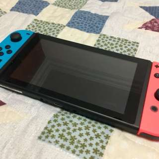 Nintendo Switch New Like Condition