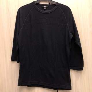 UNIQLO 3/4 Sleeve Knit Sweater
