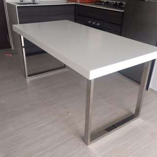 New Dining Table Or Kitchen Counter