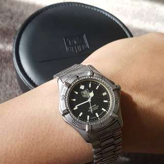 Tag heuer boys size authentic