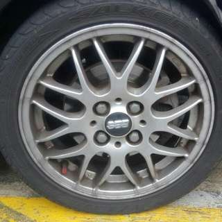 15 inch sports rim for small cars