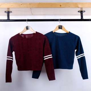 Semi Cropped Sweatshirts (unavailable)