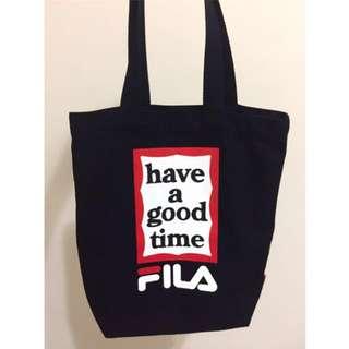 🚚 FILA x have a good time聯名款帆布袋