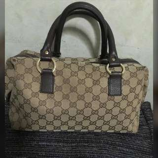 Authentic Gucci Bag (currently not available)